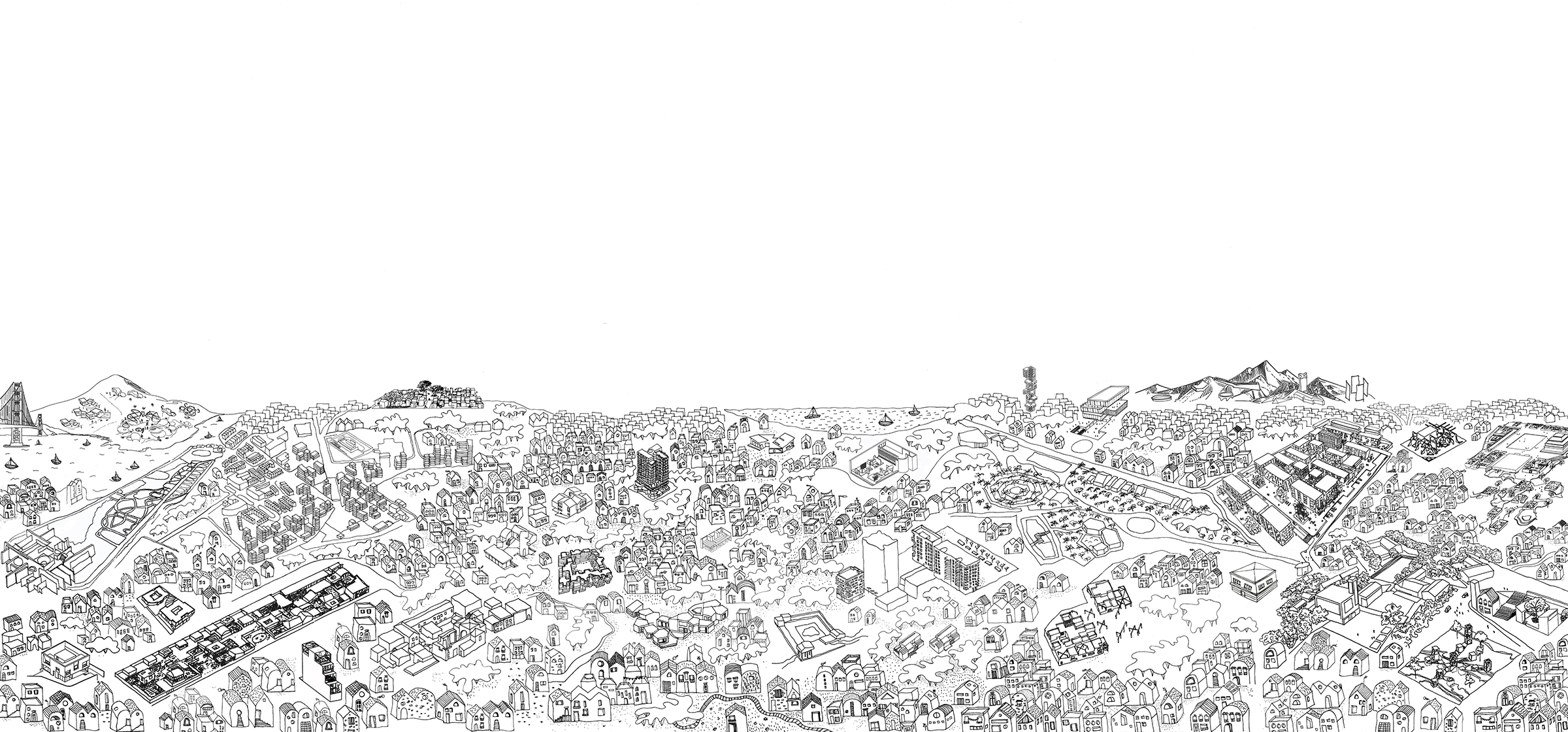 City Drawing