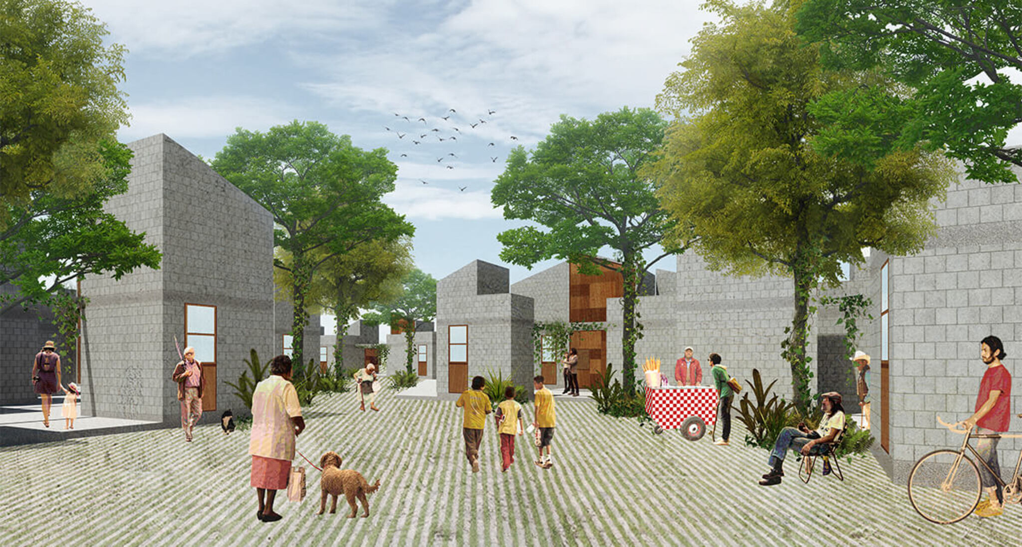 Apan Housing: Ocoyoacac Minimum Housing