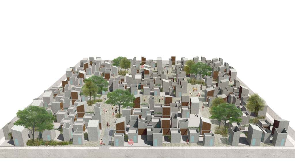 Apan Housing: Ocoyoacac Minimum Housing
