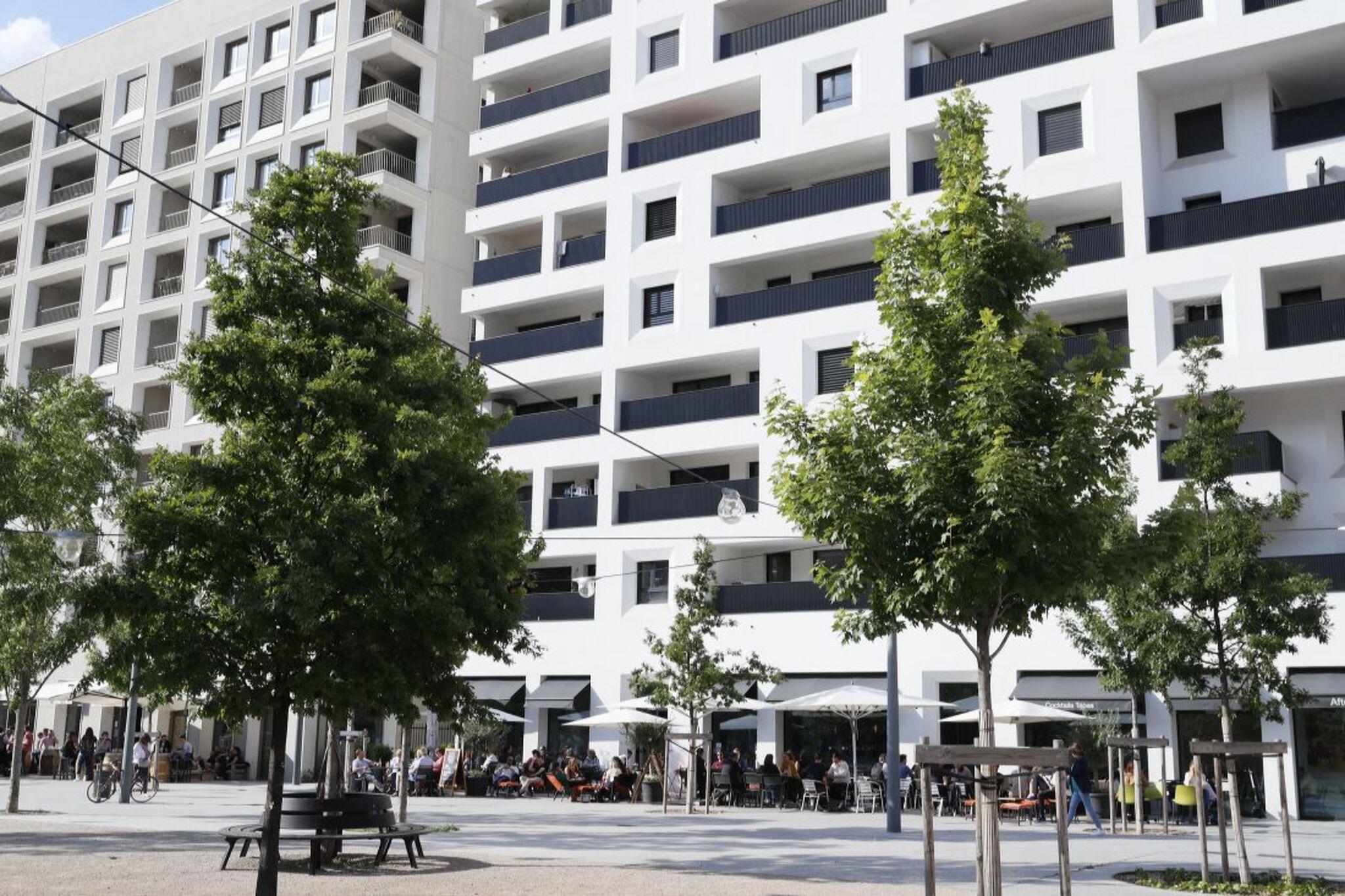 Lyon La Confluence, Ilot A3