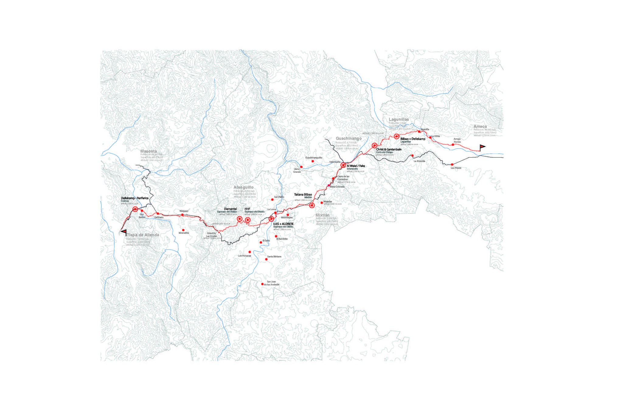Pilgrim's Route